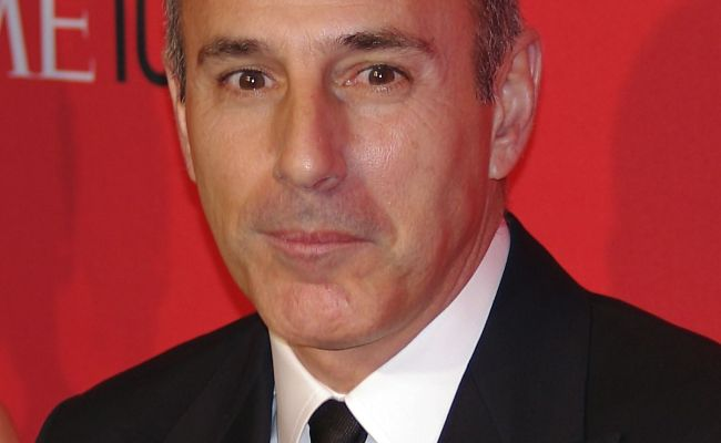 Matt Lauer Wikipedia