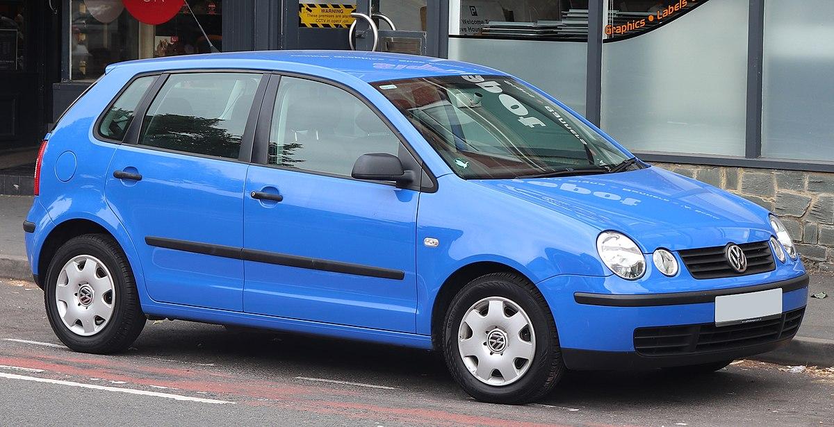 Volkswagen Polo Mk4 - Wikipedia