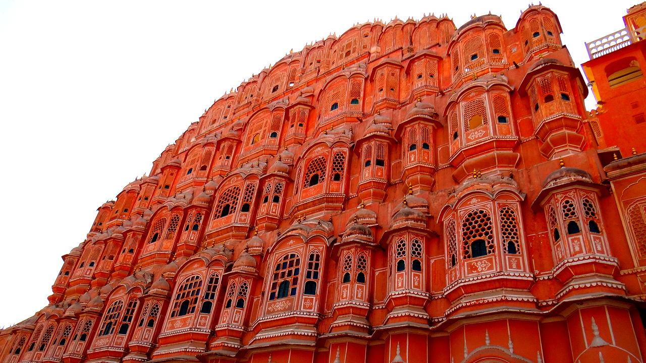 Cute Dance Wallpapers 50 Amazing Photos Of Hawa Mahal Place Of Winds In India