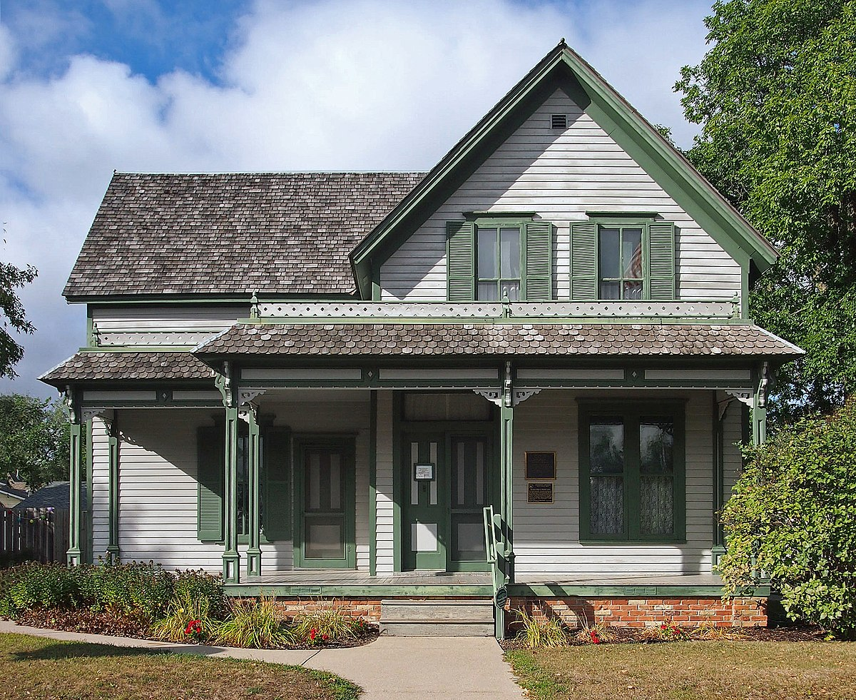 /home Sinclair Lewis Boyhood Home - Wikipedia