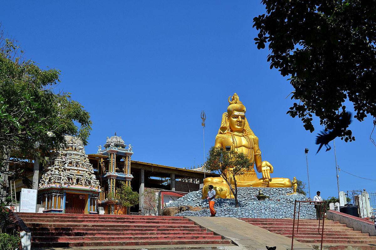 Koneswaram Temple Wikipedia