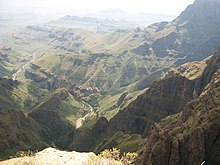 Drakensberg Wikipedia