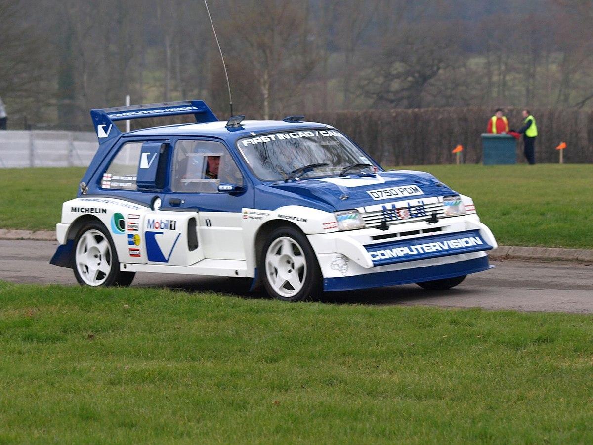 Turbo Wallpaper Car Mg Metro 6r4 Wikipedia