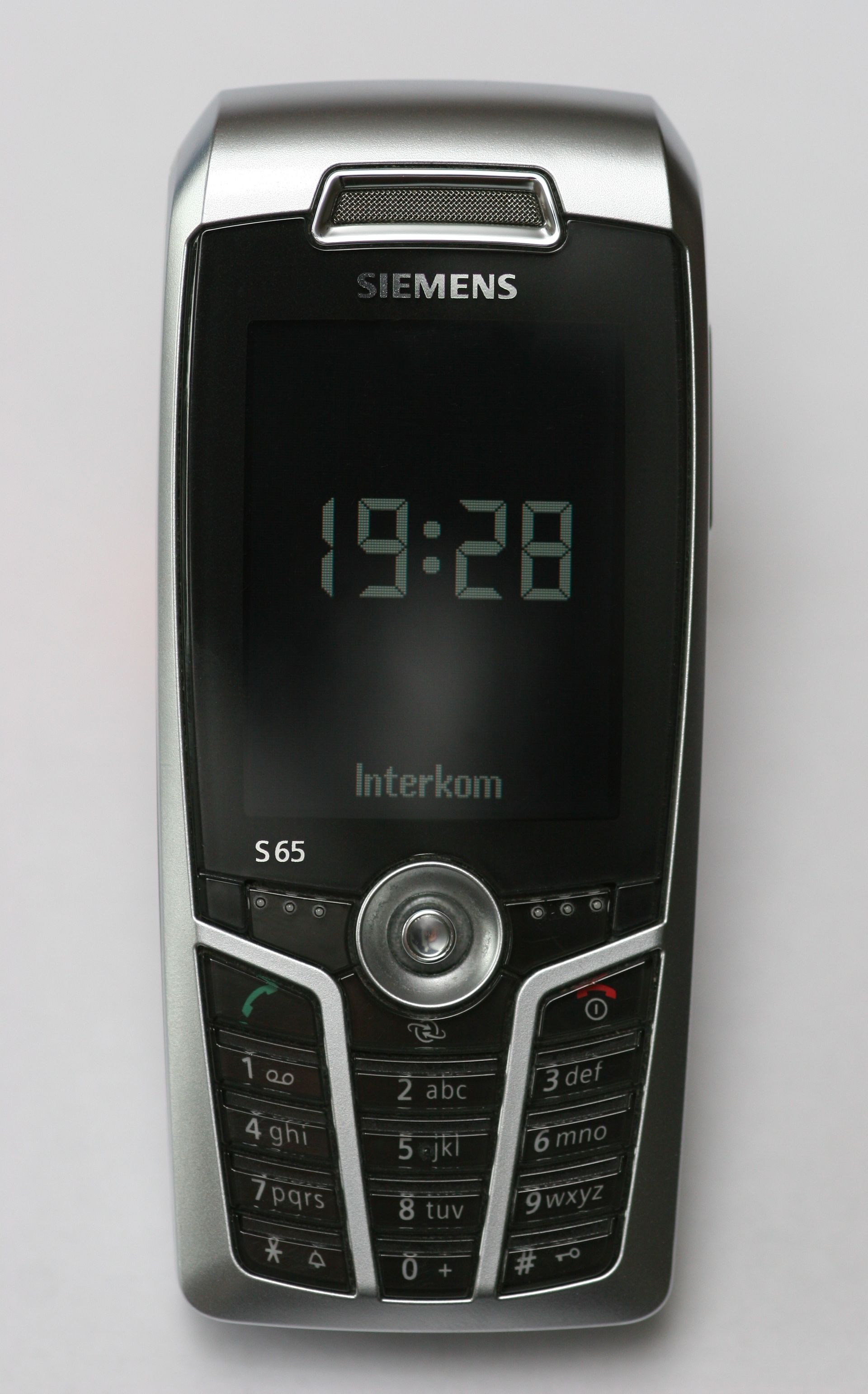 Phone S On The Mobile Siemens Mobile Wikipedia