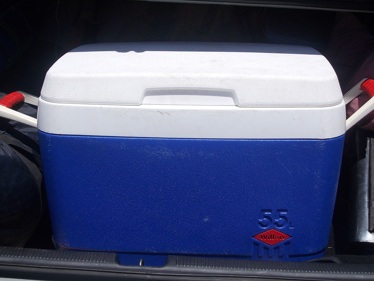 Outdoor Box Esky - Wikipedia