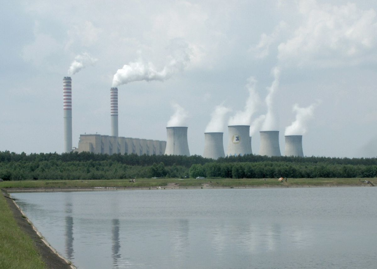 Fossil Fuel Power Station Wikipedia