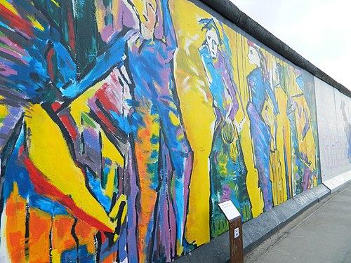 East Side Gallery - Wikipedia