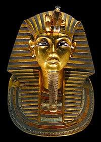 Máscara Fúnebre do Faraó