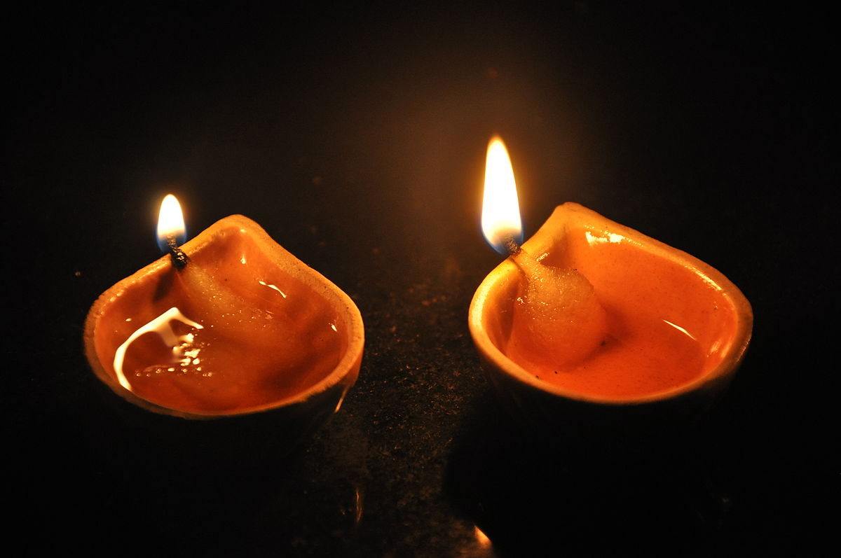 Earthen Lamp Diwali Diya Lamp Wikipedia