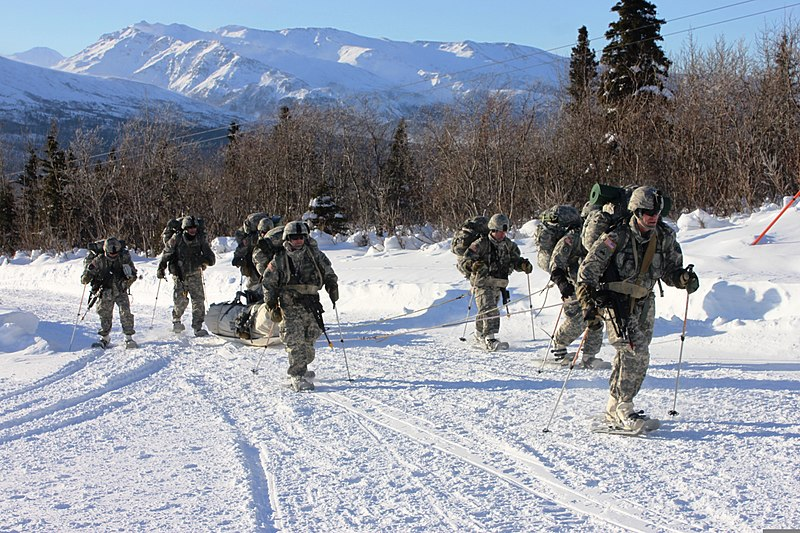 Fall Mountain Wallpaper File U S Soldiers Assigned To The 4th Brigade Combat Team