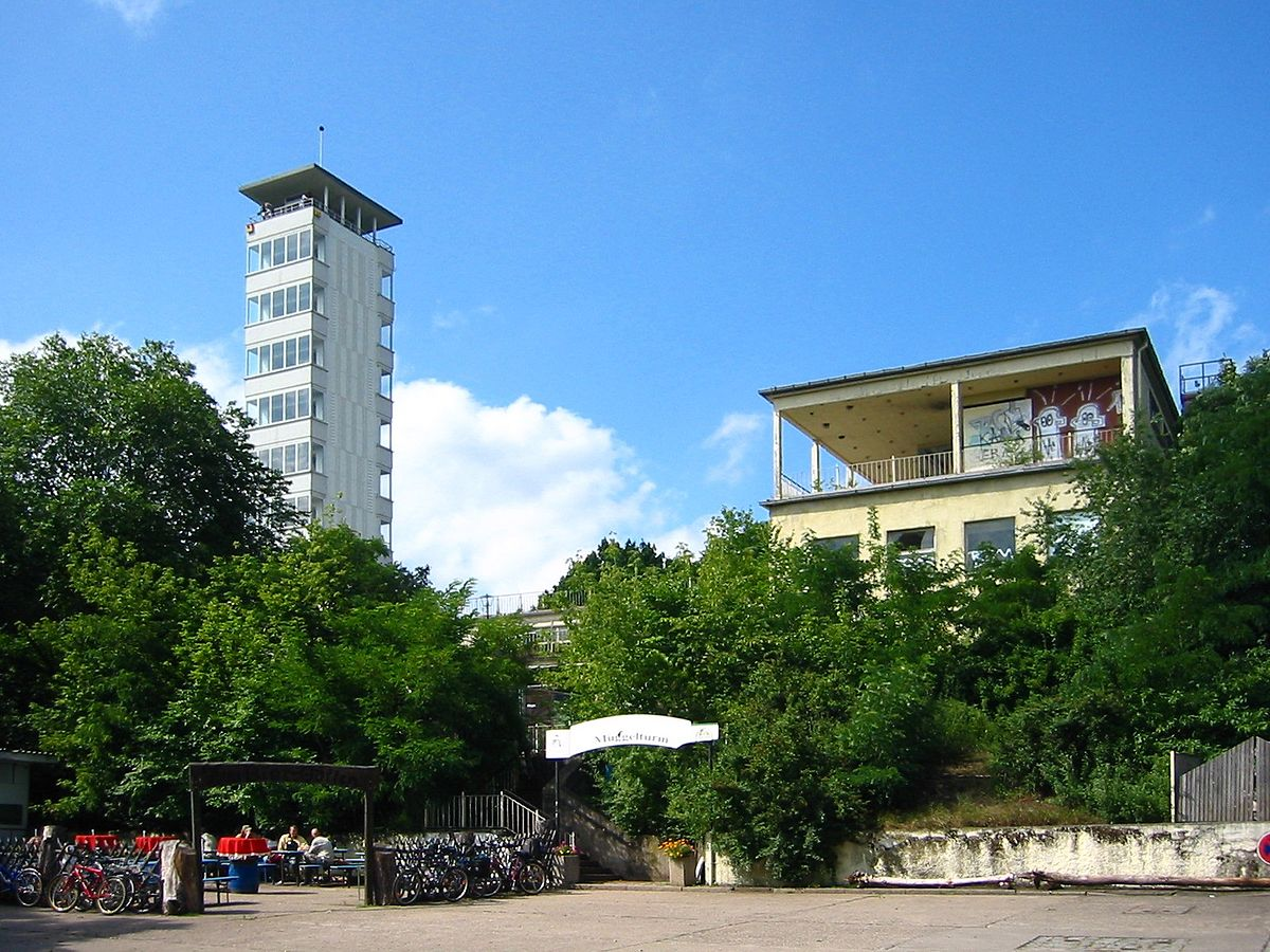 Architektin Berlin Müggelturm – Wikipedia