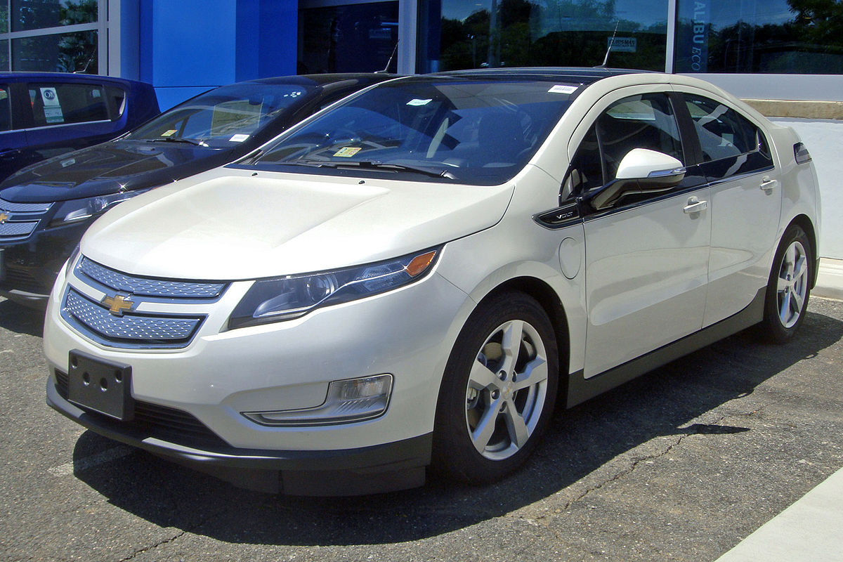 El Camino Gas Mpg Chevrolet Volt Wikipedia