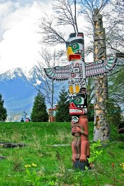 400px Totem poles Why the Stanley Cup Belongs in Vancouver