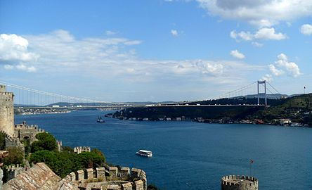 Istanbul Hd Wallpaper Fatih Sultan Mehmet Bridge Wikipedia