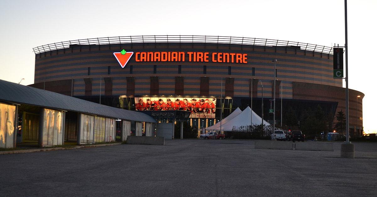 Canadian Tire Centre - Wikipedia