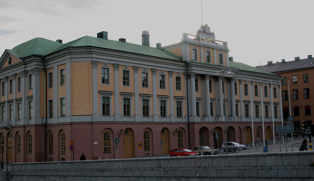 Home Affaire Stockholm Ministry For Foreign Affairs Of Sweden Wikidata