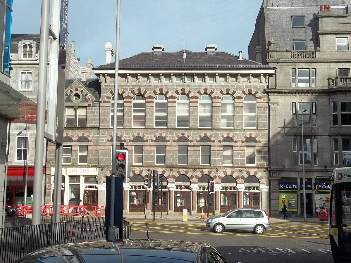Tickets For Tivoli Theatre Aberdeen Tivoli Theatre Aberdeen Wikidata