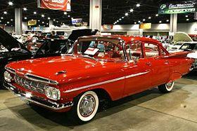 Chevrolet Biscayne Wikipedia