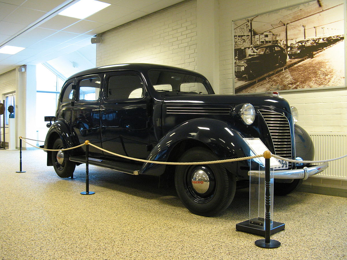 Zweedse Series Volvo Pv800 Serie Wikipedia