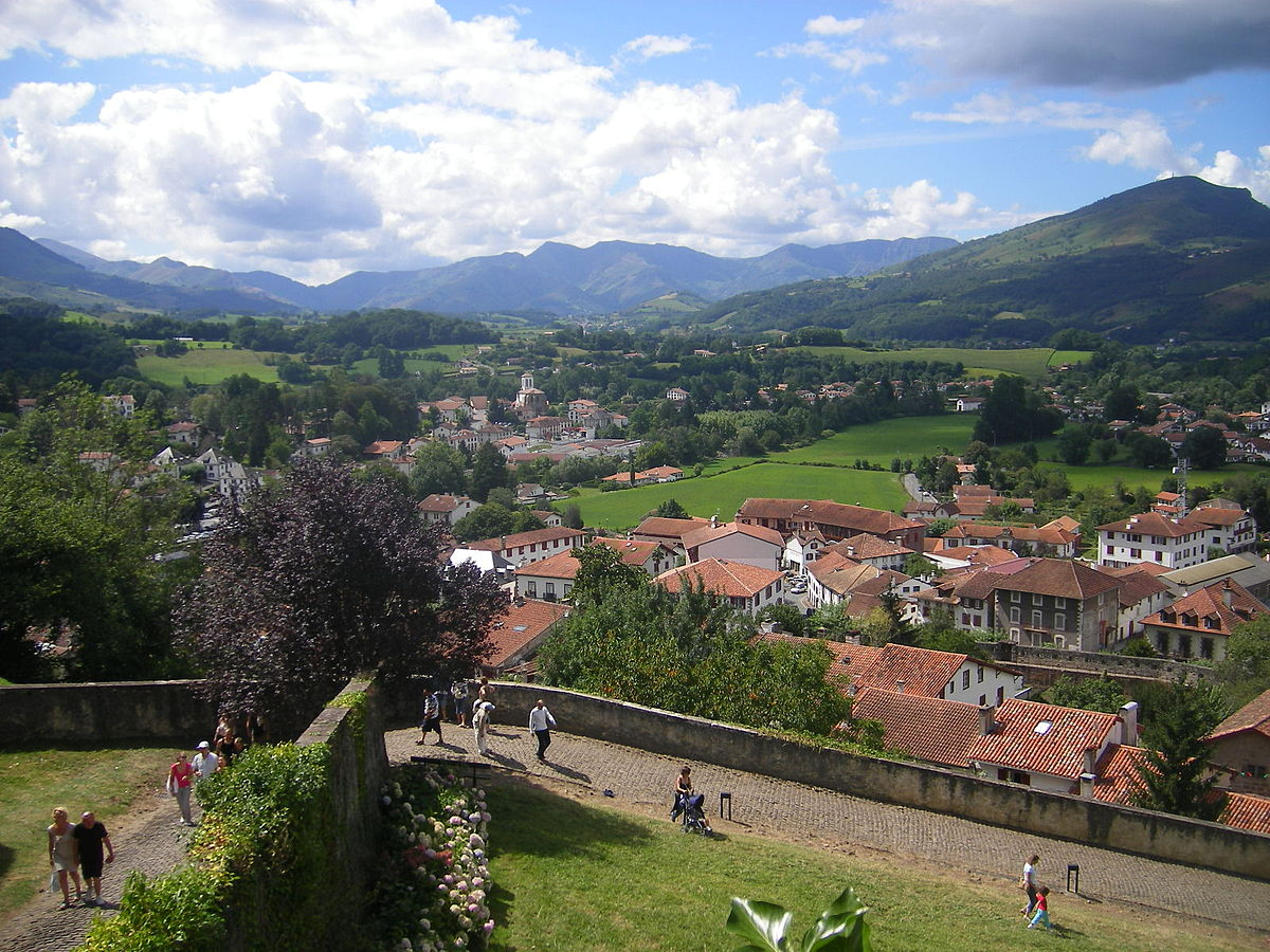 Saint Jean Pied De Port Saint Jean Pied De Port Travel Guide At Wikivoyage