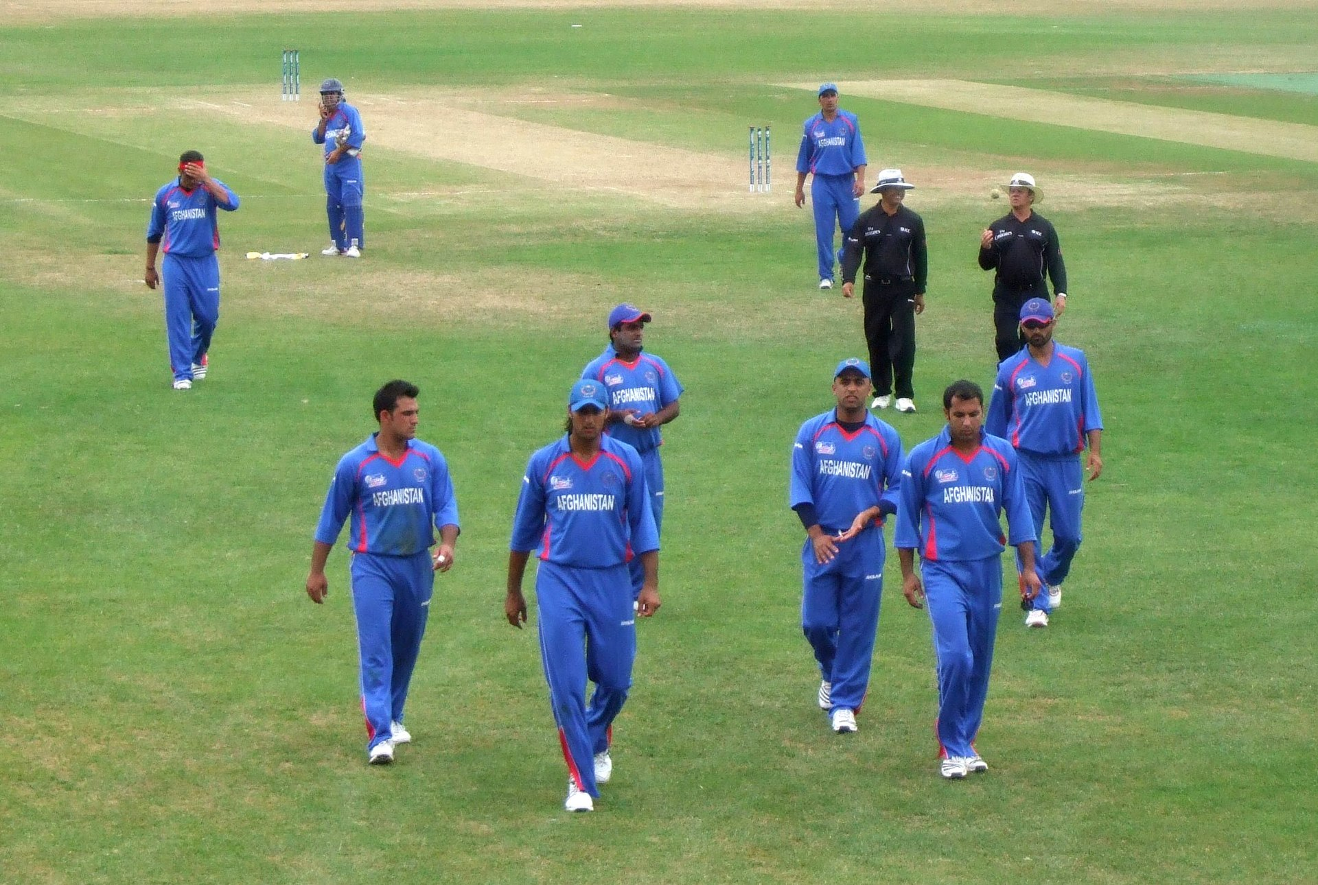 Gul Rule Cricket In Afghanistan Wikipedia