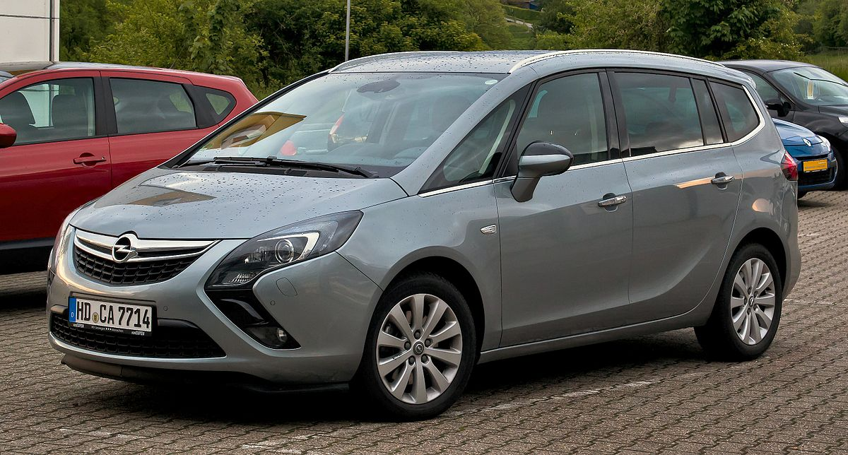 Opel Zafira - Wikipedia