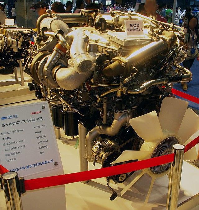 List of Isuzu engines - Wikiwand
