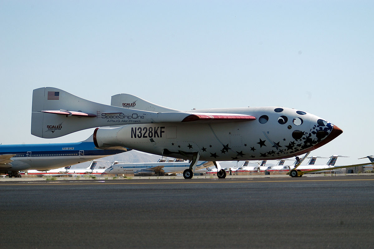 Spaceshipone Wikipedia