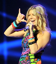 Country Girl Wallpaper Fergie Singer Wikipedia The Free Encyclopedia