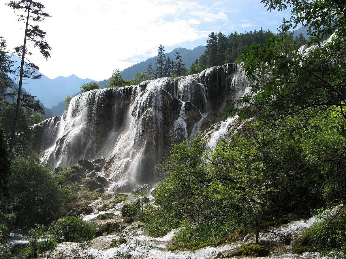 Fall With Water Wallpaper Hd Pearl Shoal Waterfall Wikipedia