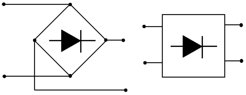 rectifier block diagram wikipedia