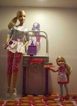 Barbie De La Casa Rosada