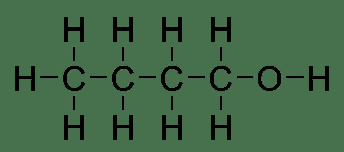 lewis dot diagram for gasoline