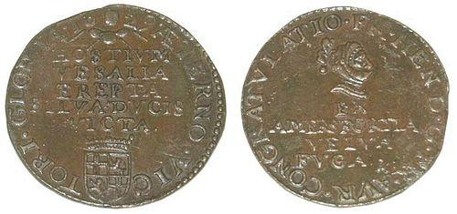historische rekenpenningen in de nederlanden