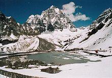 Geography Hd Wallpaper Manimahesh Lake Wikipedia