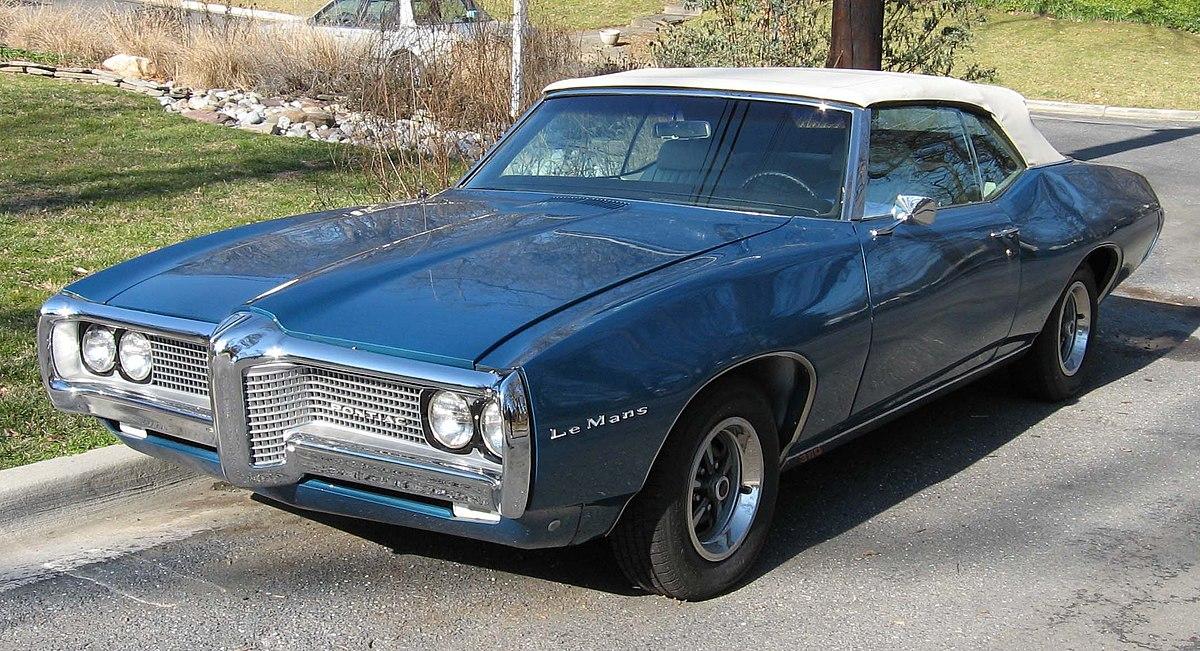 Pontiac LeMans - Wikipedia