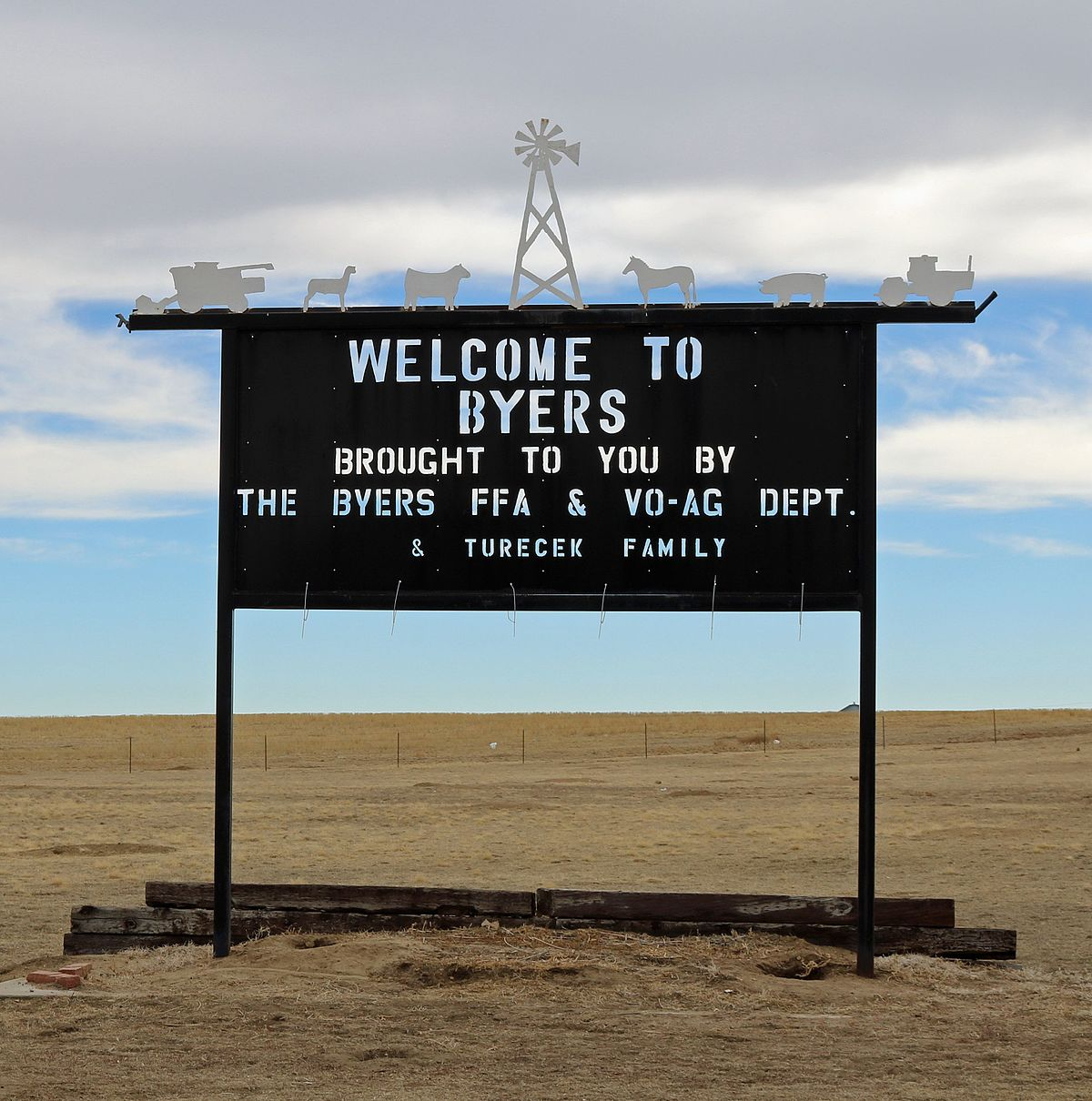 welcome sign for office