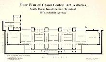 Grand Central Art Galleries Wikipedia