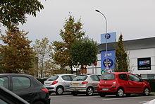 La Croix-Blanche (Sainte-Geneviève-des-Bois) — Wikipédia