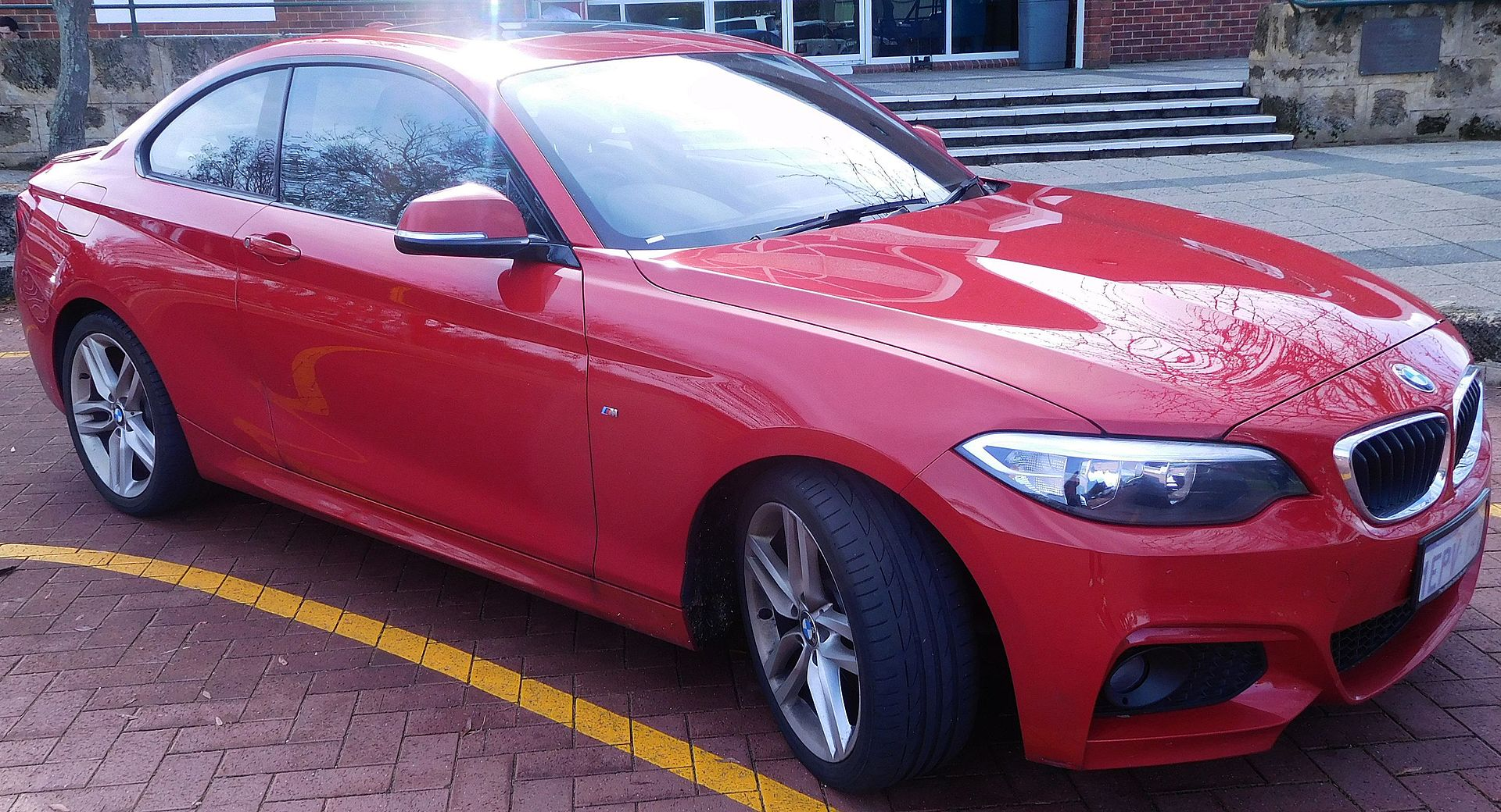 Bmw 2 Series Length Bmw 2 Series F22 Wikipedia