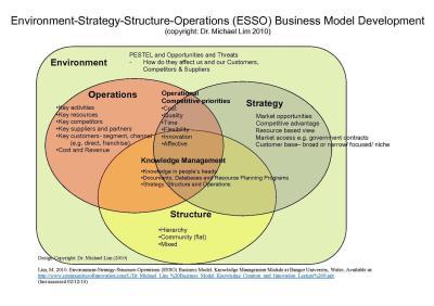 Anizational Business Model