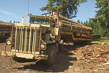 Logging Truck Wikipedia