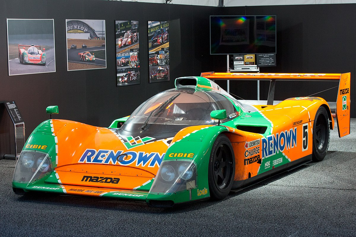 Production Factory Manufacturer Mazda Mxr 01 Wikipedia