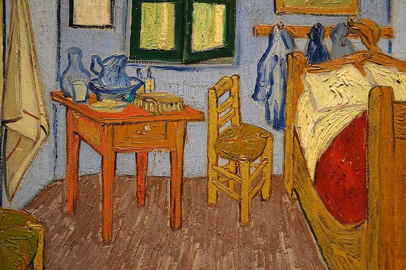 La Camera Da Letto Van Gogh Ovo