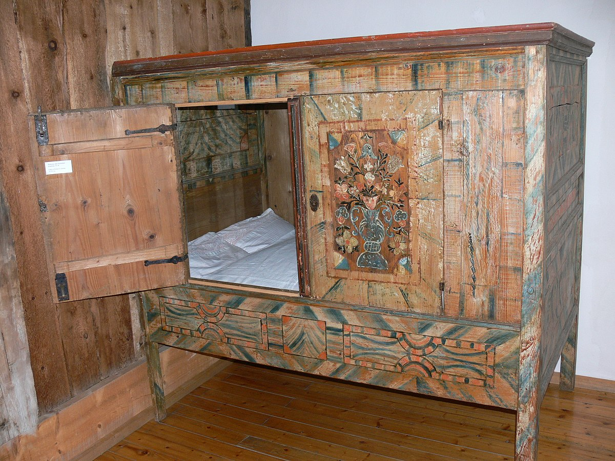 Sofa In A Box Companies Box Bed Wikipedia