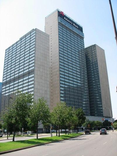 Sheraton Dallas Hotel - Wikipedia