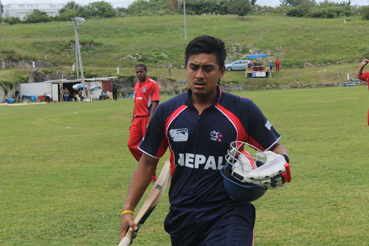 Club Cricket Gyanendra Malla - Wikipedia