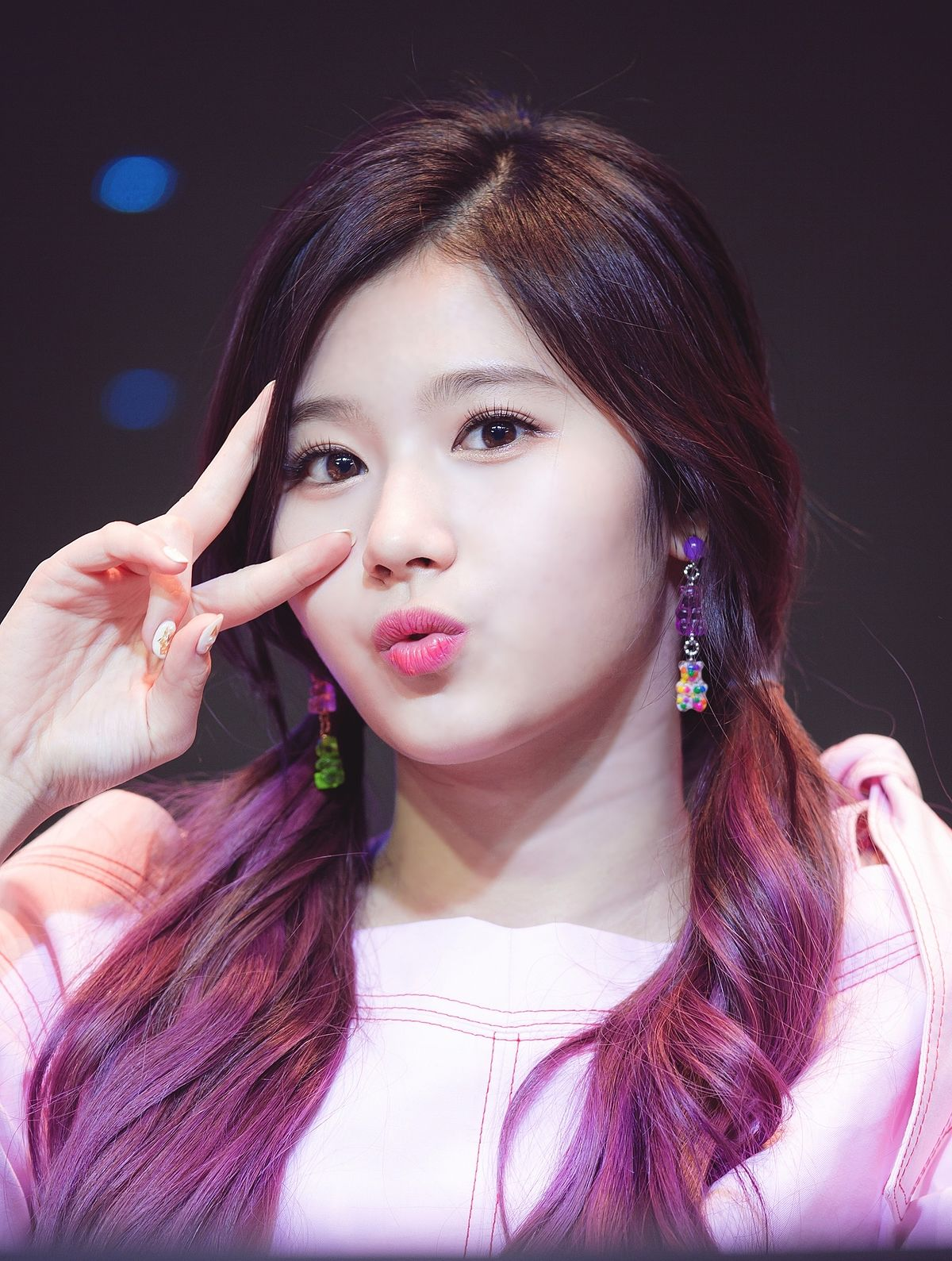 Cute Pc Wallpaper Sana Cantante Wikipedia La Enciclopedia Libre