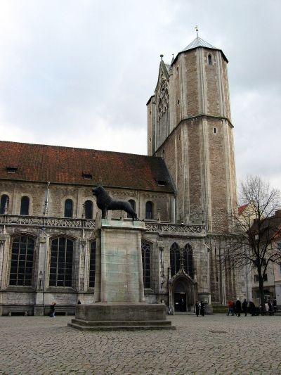 Église Saint-Blaise de Brunswick — Wikipédia