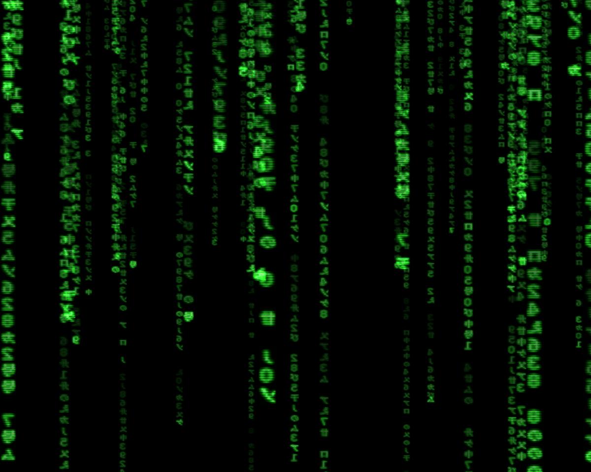 Matrix Falling Code Wallpaper M 225 Trix Film Wikip 233 Dia